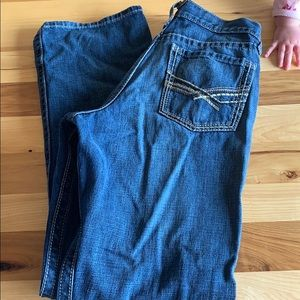 Ariat Men's Jeans M3 Athletic 30x34 Like New